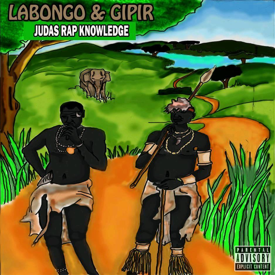 The Judas Rap Knowledge Labong and Gipir album cover
